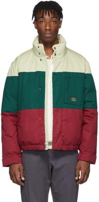 Aimé Leon Dore Green Down Woolrich Edition Jacket
