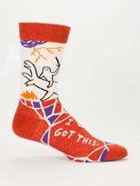 Blue Q I Got This Men's Socks,