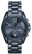 Michael Kors Women's Bradshaw Chronograph Bracelet Watch, 43Mm