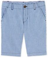 Petit Bateau Boys striped bermuda shorts