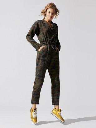 NSF Alana Asymmetric Jumpsuit