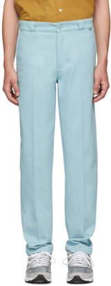 Dickies Construct Blue Straight Slim Pants