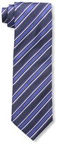 HUGO BOSS Men's Diagonal Stripe Tie, Blue/Purple