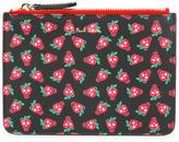 Paul Smith strawberry skull print wallet