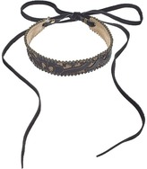 Leather Rock N225 Necklace