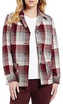Pendleton 49 er Plaid Shirt Jacket