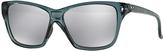 Oakley OO9298-03 Hold On Rectangle Sunglasses