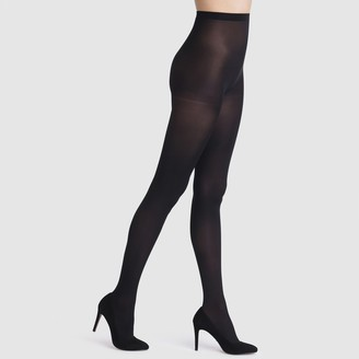 Dim Beauty 40 Denier Opaque Satin Tights, Made in France