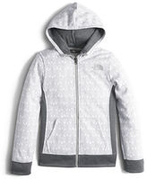 The North Face Hooded Surgent Ponte Lace-Print Jacket, Size XXS-XL