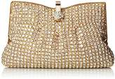 La Regale Fully Rhinestone Clutch