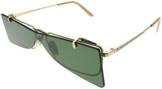 Gucci Women's Irregular 56Mm Sunglasses