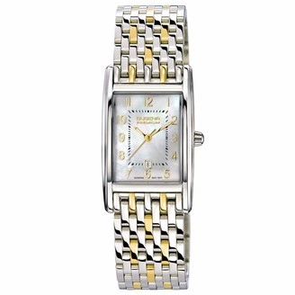 Dugena Women's Analogue Quartz Watch with Stainless Steel Strap 7000122-1