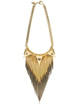 Iosselliani Faded Fringe Necklace