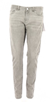 Michael Kors Grey Cotton Trousers