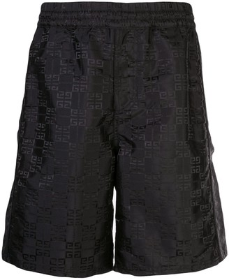 Givenchy 4G shell shorts