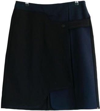 Sportmax Black Cotton - elasthane Skirt for Women