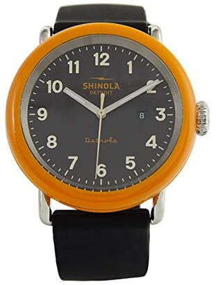 Shinola Detroit Detrola - The Number Two - 20161966 (Black) Watches