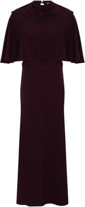 Safiyaa Miranda Jersey Midi Dress