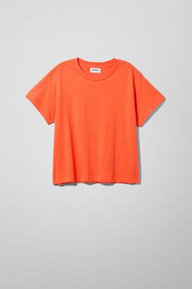 Weekday Ride T-shirt - Orange