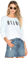 Wildfox Couture Miami Top in Mint. - size L (also in )