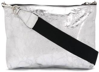 Isabel Marant Textured Laminated Crossbody Bag