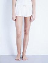Eberjey June jersey pyjama shorts