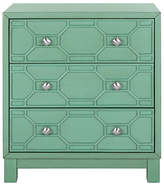 One Kings Lane Lille Dresser - Turquoise
