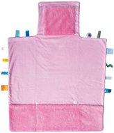 Snoozebaby Changing Blanket - Blossom Pink