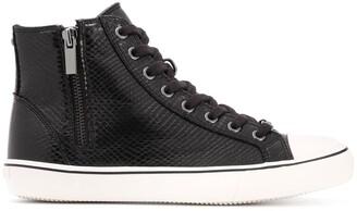 Carvela Legendary high-top sneakers