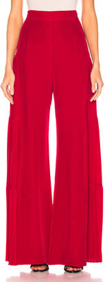 Alexis Talley Pant in Cherry | FWRD