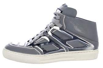 Alejandro Ingelmo Tron Woman High-Top Sneakers