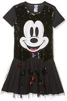 Desigual Girl's VEST_IRUNE Dress,(Manufacturer Size: 13/14)