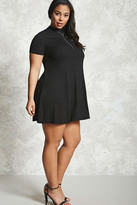 Forever 21 Plus Size Mock Neck Dress