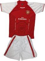 Praga Kids Arsenal Jersey+Shorts Soccer/Football