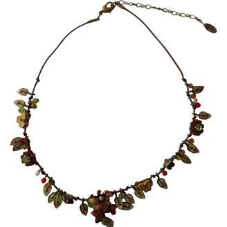 Les Nereides Multicolour Silver Gilt Necklaces