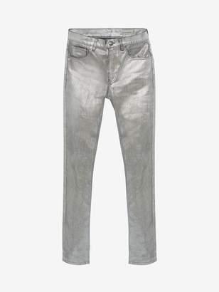 Alexander McQueen Metallic Jeans