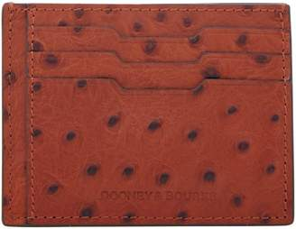 Dooney & Bourke Ostrich Card Case