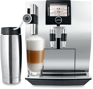 Bed Bath & Beyond Jura® Impressa J9 Automatic Coffee Center - Chrome