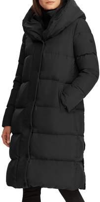 Lauren Ralph Lauren Down & Feather Coat