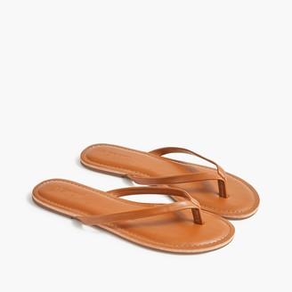 J.Crew Easy summer flip-flops