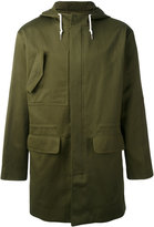 A.P.C. military pocket jacket - men - Cotton/Linen/Flax/Polyamide - S