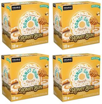 Keurig 72-Count Donut Shop Honey Bun K-Cup Pods