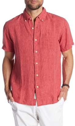 Grayers Paloma Sun Washed Linen Modern Fit Shirt