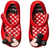 Mini Melissa Ultragirl + Disney Twins Girl's Shoes