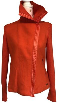Marc Cain Orange Wool Knitwear for Women
