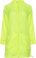 Studio Plus Size Hooded active-wear jacket
