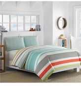 Nautica Taplin King Duvet Cover & Sham Set