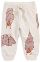 Mini Rodini Infant Boy's Bats Sweatpants
