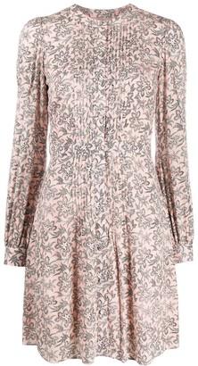 MICHAEL Michael Kors Floral-Print Mini Skirt