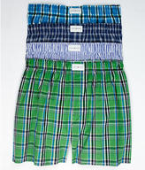 Tommy Hilfiger Woven Boxer 4-Pack